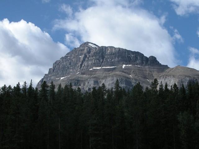 DSCN8880+Mountains+Trees+Sky+Banff+NP+Icefields+Parkway+Transit+To+Vanderhoof+BC